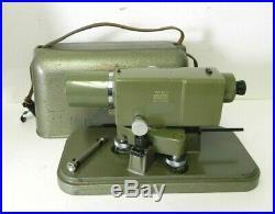 Vintage Wild Heerbrugg Leica NA2 Surveying Level Equipment Precise Level #2