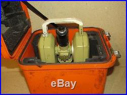 ++ WILD HEERBRUGG LEICA T3000 T 3000 TOTAL STATION With CASE