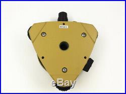 Yellow Tribrach With Laser Plummet for Leica Topcon Trimble Total Station Survey